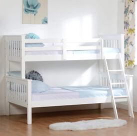 BNIB Triple Sleeper Bunk Bed