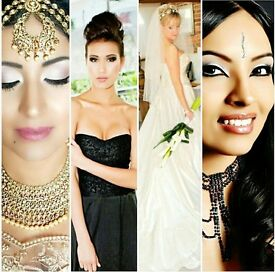 Bridal hair and makeup services & special occasions. Professionally trained, travel nationwide