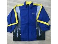 Asics Blue L / XL Running Jacket