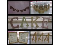 Wedding Decoration bundle - just £30 for everything
