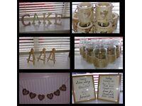 Wedding Decoration bundle - just £60 for everything