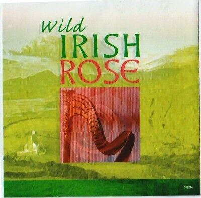 CD Wild irish Rose - Romantic Irish Songs Claire Hamilton Irish Rose