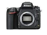 Looking for Nikon D750 DSLR camera body