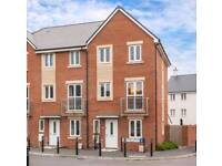 4 bedroom semi detached townhouse