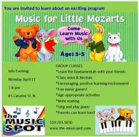 Music for Little Mozarts Piano Program