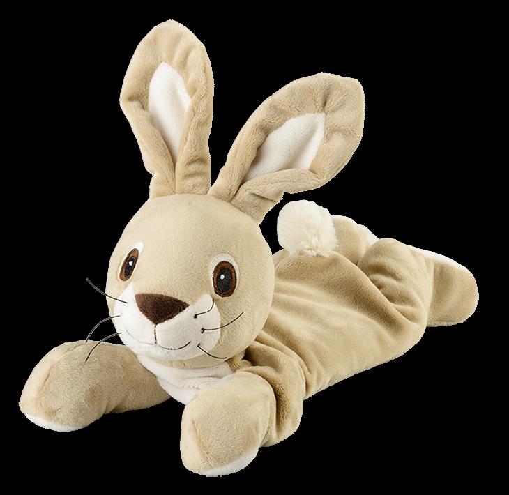 Original Warmies Greenlife Wärmestofftier Wärmekissen Körnerkissen Wärmetier NEU Bunny