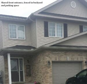 BACHELOR STYLE - FURNISHED BASEMENT FOR RENT IN ARNPRIOR