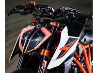 KTM Superduke 1290 Titanium Disc Bolts Full Set Ti Rotor Mounts Superduke R