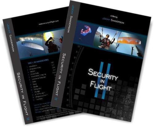 DVD - Security In Flight II: A film by Jocky Sanderson, SIV Training Movie DVD