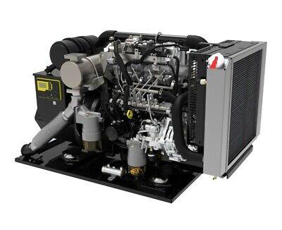 New 20kw Open Diesel Tier 4 Generator Pti-20