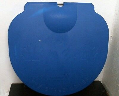 Tap My Tree Blue Plastic Sap Bucket Replacement Lid Free Shipping