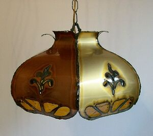 Lampe Suspendue Vintage - ALLAN RYAN - Vintage Hanging Light