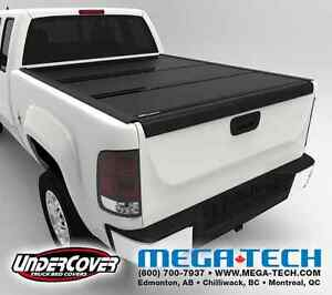 UnderCover FLEX Hard Tonneau Covers $899.00 c/w Free Gift