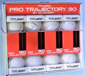 One Dozen Titleist Pro Trajectory 90 New in package