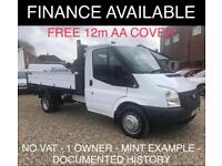 44587c5a4b Ford Transit 2.4TDCi Duratorq ( 100PS ) 350M 1-Way TIPPER 350 MWB -