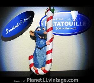 Ratatouille Disney Presidents GROLIER Christmas tree ornament