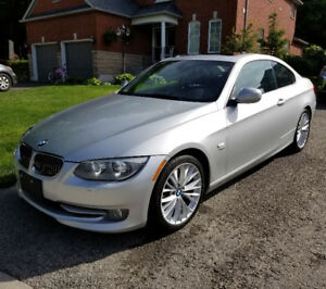 2011 BMW 335i Coupe xDrive