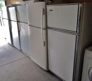 RÉFRIGÉRATEURS LIVRAISON INCLUSE 7/7 Frigo, Refrigerator,Frigida