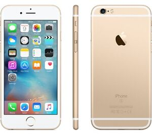 Gold iPhone 6S - 16GB