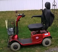 Scooter for Sale...$1,200.00  REDUCED