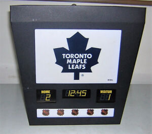 TORONTO MAPLE LEAF CEILING LIGHT OR DESK DISPLAY