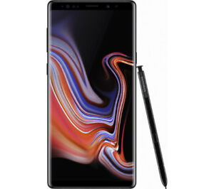SAMSUNG Galaxy Note 9 Cell Phone - 128 GB, Midnight Black