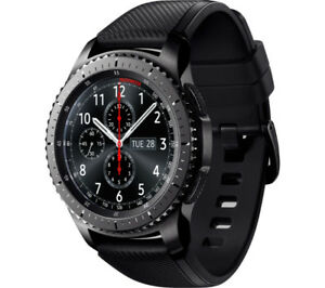 SAMSUNG GEAR S3 Frontier, smart watch new in open box