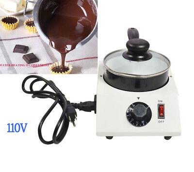 Intbuying Meltinchoc Chocolate Tempering Machine Chocolate Melting Machine 110v