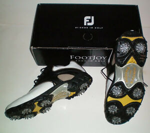 Choice of 4 Pair of FootJoy Mens and Ladies Golf Shoes