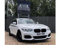 2017 67 BMW 1 SERIES 2.0 120D M SPORT 3DR DIESEL