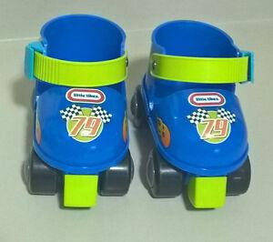 Little Tikes Adjustable Skates Starter Set For Boys