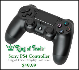 PS4 Controller - King of Trade - Priced to SELL!