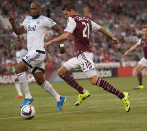 Buy Tickets for Vancouver Whitecaps FC vs. Colorado Rapids