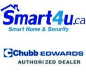 Chubb Edwards Security Alarm System & Cameras