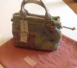 Radley London - Farnham Canvas Grab Bag BNWT