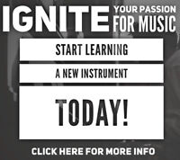 Start the new year off right - music lessons for all ages!