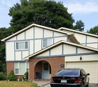 Beautiful 5 bedroom home in quiet area of Barrie..5 mins to hwy