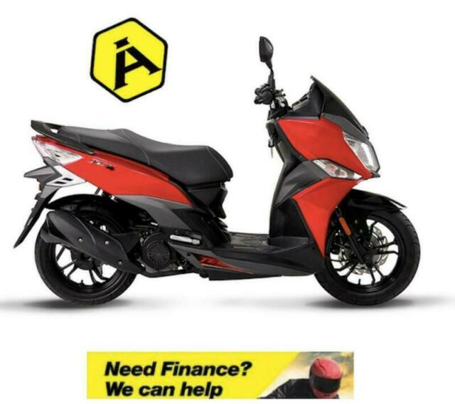 Sym Jet 14 200 ABS 200cc Sports Scooter Learner legal | in Bristol | Gumtree
