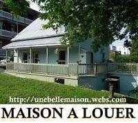 Belle Maison À LOUER à SHAWINIGAN - GRAND-MÈRE