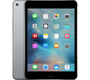 Apple iPad mini 4 128GB with Wi-Fi Space Grey BRAND NEW!!!
