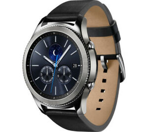 Samsung Gear S3 Classic Smartwatch with Heart RATE