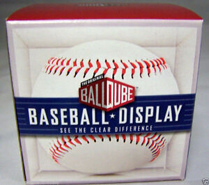 36-BALLQUBE-BASEBALL-CUBE-DISPLAY-HOLDERS-NO-CRADLE