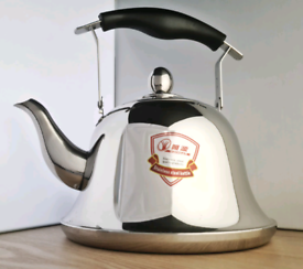 Whistling kettle good for camping or home