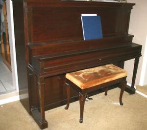 Upright Piano - Mason Risch