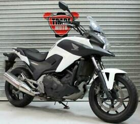 2015 65 NC 750 XA-E NC750X ABS WHITE HPI CLEAR TRADE SALE 20K NEW MOT ADVENTURE