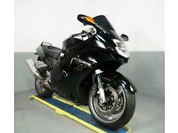 2007 Honda CBR 11 x Blackbird 22k in black missile of a sports tourer