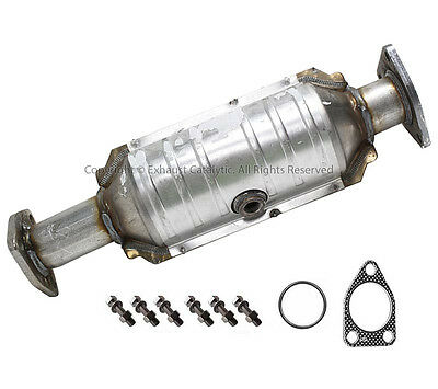 2001-2003 ACURA CL 3.2L Rear Direct Fit Catalytic Converter with Gaskets - Acura Catalytic Converter Gasket