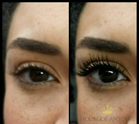 $65 Eyelash Extensions Full Set (Reg $85) Pickering Lash Studio