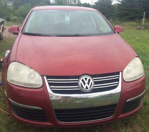 2006 VW Jetta 2.5