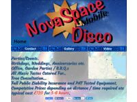 NovaSpace Mobile Disco